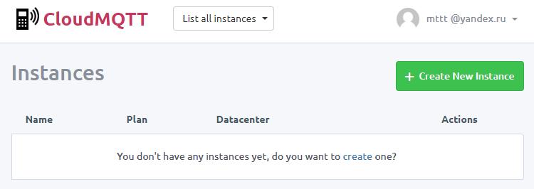 CloudMQTT — for iRidium developers
